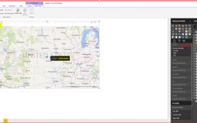 Maps & Hierarchy in Microsoft Power BI 104