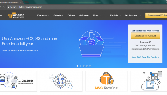 Amazon Cloud Setup : Amazon Web Services [AWS] 97