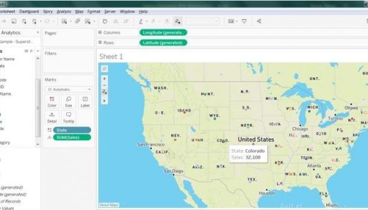 Tableau Integration With Custom Map Styles from Mapbox 109