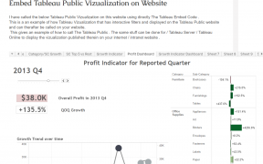 Embed Tableau Public Visualization on Website 34
