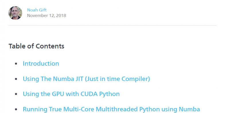 Turbocharging Python with Command Line Tools 36